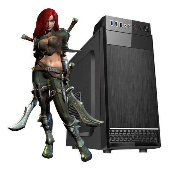 Computador Gamer Amd A6 7480 8gb 500gb Gabinete Fonte Fm2