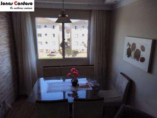 Imagem 1 de 12 de Apartamento - Ap00686 - 69877076