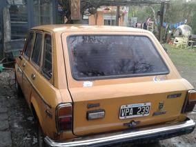 Fiat 128 Europa Rural Clf