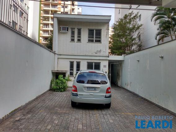 Casa Térrea - Pinheiros - Sp - 579309