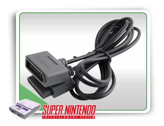 Cabo Extensor Controle Super Nintendo 1,75 Mts Snes