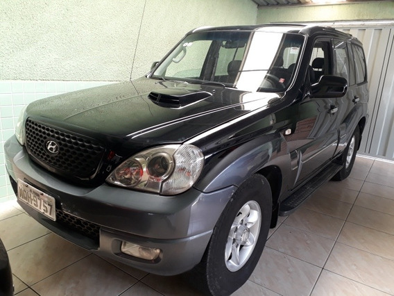 Hyundai Terracan 2.5 Turbo Diesel 4x4