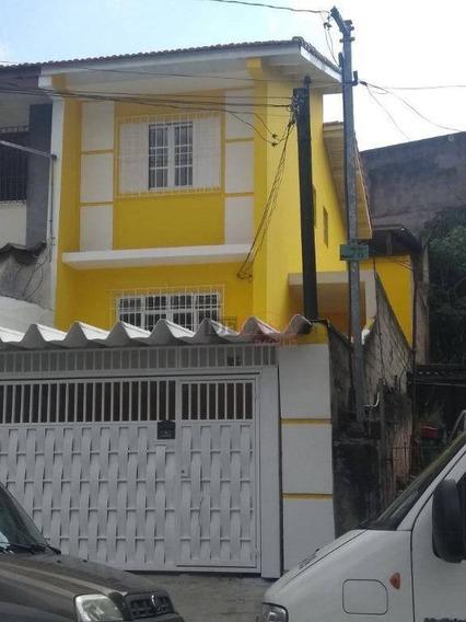 Sobrado Residencial À Venda, Engenheiro Goulart, São Paulo. - So2432