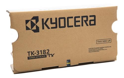 Imagen 1 de 2 de Toner Tk-3182 Kyocera Original