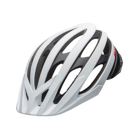 Casco Bell Catalyst Adulto Blanco Negro Rojo Talla M