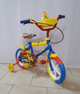 Bicicleta Nene Rodado 12 Ram
