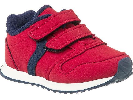 Tênis Bebê Klin Mini Walk Velcro