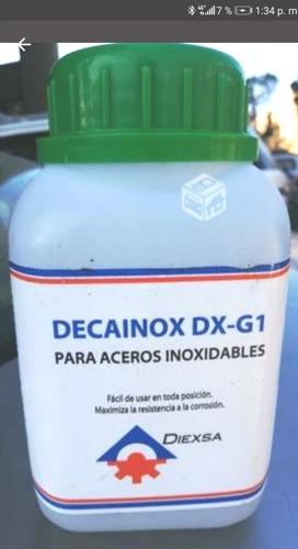 Gel Decapante Para Acero Inoxidable Envase 1kg Decainox