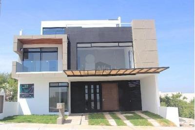 Casa En Venta, Zibatá Querétaro, Seguridad Y Plusvalía