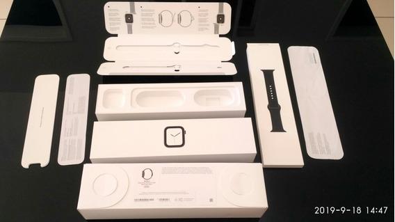Caixa Vazia Apple Watch Series 4 Space Gray Aluminium 40mm.