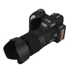 Câmera Digital Profissional Vlog Polo D7200 Dslr