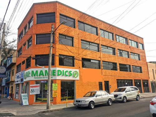 Imagen 1 de 10 de Edificio De 9 Oficinas Y 2 Locales Comerciales En Venta!!