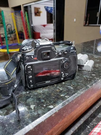 Câmara Nikon D300s