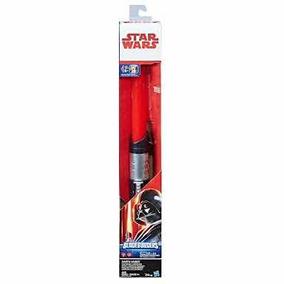 Sabre De Luz Eletrônico Darth Vader Bladebuilders Da Hasbro