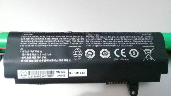 Bateria Do Notebook Positivo Master N130l