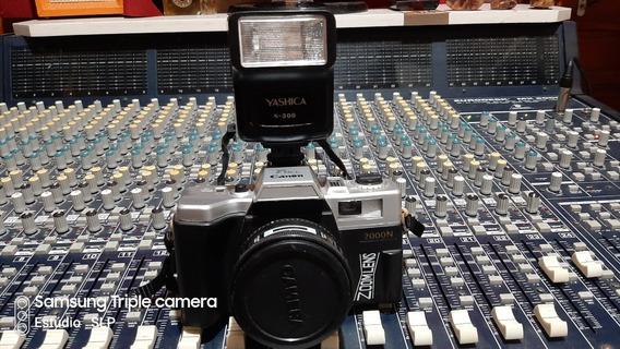 Camera Canon S300 Yashica Raridade