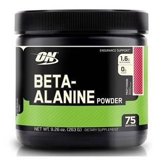 Beta Alanina 75 Doses On Optimum Importada Eua