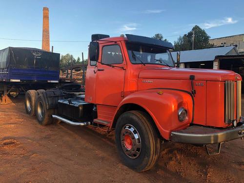 Scania 111s Mecânica 113