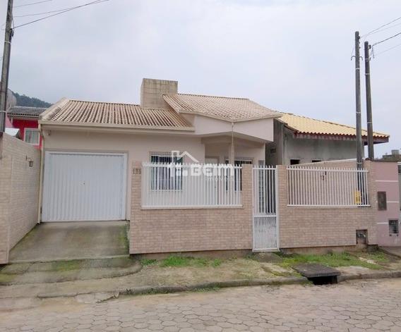 Casa Em Biguaçu - Ca00097 - 34032853