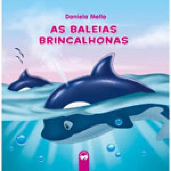 Baleias Brincalhonas, As - Literatura Encantada