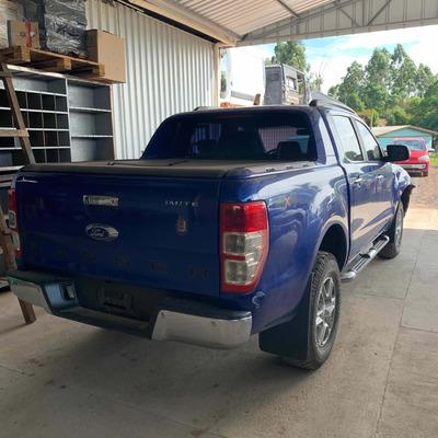Sucata De Ford Ranger Xlt Automática 3.2 Para Retirar Peças