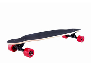 Skate Longboard Red Nose Mess Bel Sports Id