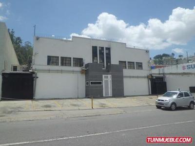 Galpones En Venta La Trinidad 18-15324 Rah Samanes