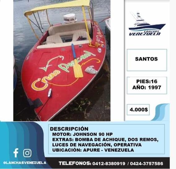 Lancha Santos Lv117