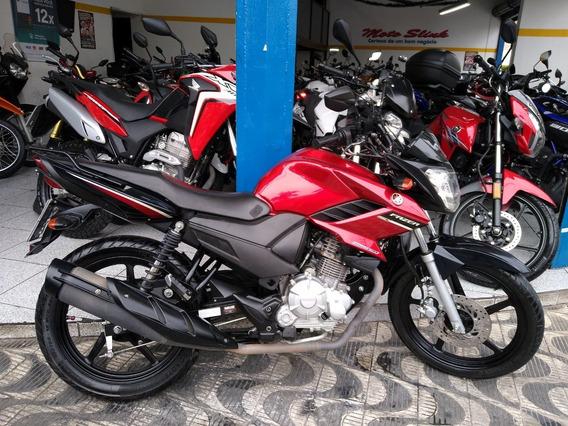 Yamaha Ys 150 Fazer Ed 2015 Moto Slink