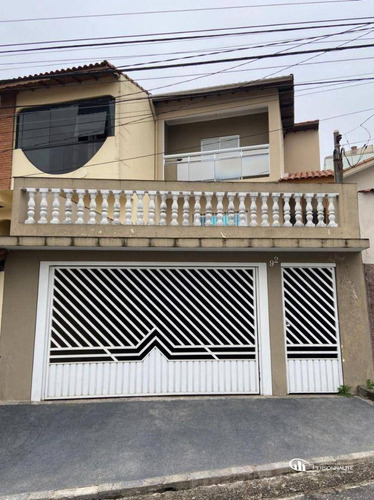 Imagem 1 de 15 de Sobrado Com 3 Dormitórios À Venda, 200 M² Por R$ 598.000 - Vila Progresso - Santo André/sp - So0287