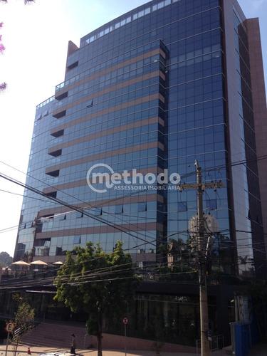 Sala Comercial Para Locação  Na Avenida José De Souza Campos Norte -sul - Sa00100 - 68380210