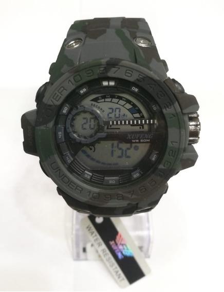 Relógio Orig Xupeng Digital Emborrachado Sport X1830