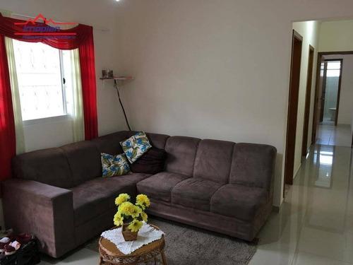 Imagem 1 de 27 de Casa Em Atibaia, Bairro Jardim Imperial - Ca3443