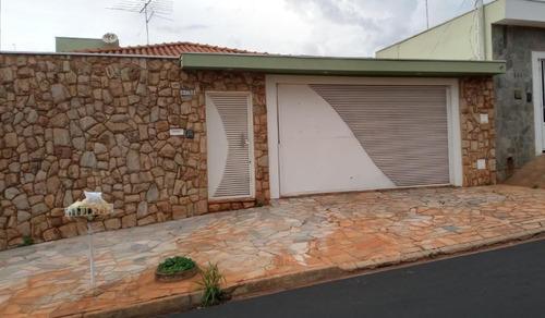 Casa À Venda Rua Batatais - Parque Bandeirantes - Ribeirão Preto Sp. - Ca0912