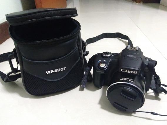 Câmera Semiprofissional Canon Sx50hs