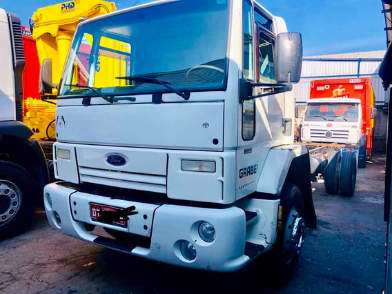 Ford Cargo 1317 Ano 2009 Toco No Chassi