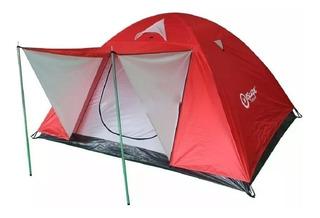 Carpa Iglu Escape 6 Personas Impermeable Mosquitero Camping