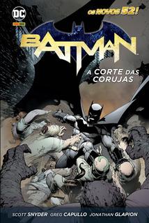 Batman A Corte Das Corujas + Batman A Noite Das Corujas