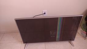 Tv Lg 42 Pol Full Hd Com Display Danificado