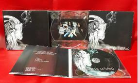 Cd Digipack Aroma De Saturno - Doom / Sludge Metal