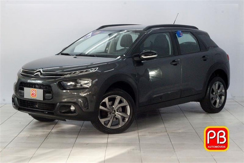 Citroën C4 Cactus 1.6 Vti 120 Flex Feel Eat6 2019/2019