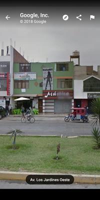 Casa Con 2 Locales Comerciales