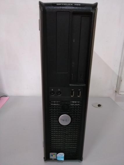Cpu Dell Optiplex 380 Core 2 Duo 3gb Ram 250 Hd