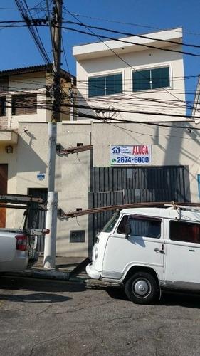 Prédio Para Alugar, 276 M² Por R$ 7.000,00/mês - Vila Matilde - São Paulo/sp - Pr0364