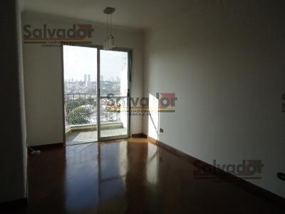 Apartamento Para Aluguel, 3 Dormitórios, Vila Mariana - São Paulo - 7897