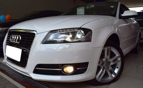 Audi A3 2.0 Turbo Sportback 2012 Bxa Km Todo Original 11/12