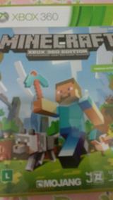 Jogo Minecraft Original Para Xbox 360