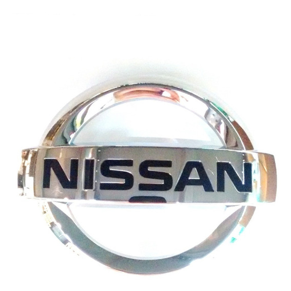 Emblema Da Grade Dianteira Do Nissan Versa 2015 Em Diante