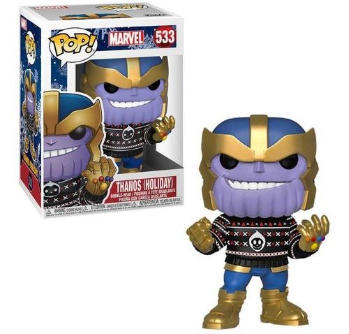 Funko Pop Marvel Thanos Holiday 533 43336