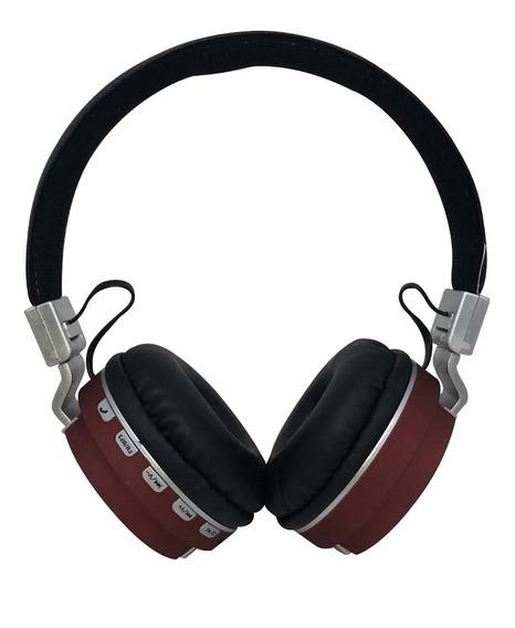Fone De Ouvido Bluetooth Headphone Sem Fio Mp3 Fm Micro Sd